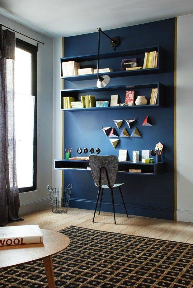 15 ideias para adotar paredes escuras