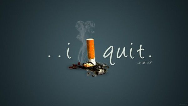 Quit smoking – stop making excuses
