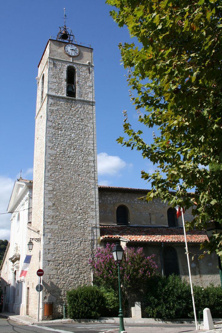 Église Saint Jacques, La Colle-sur-Loup #lacolle