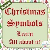 Christmas Symbol Research, Projects, Worksheets, Writing -