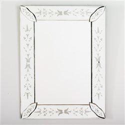 Miroir v nitien letizia d co un peu utile pinterest for Miroir venitien