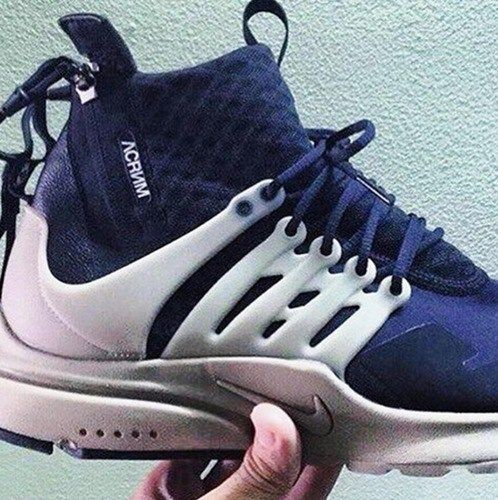 First Look: Acronym x Nike Air Presto - EU Kicks: Sneaker Magazine