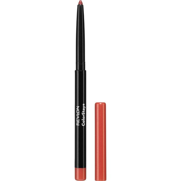 Revlon Colorstay Lip Liner (Various Shades) (¥820) ❤ liked on Polyvore featuring beauty products, makeup, lip makeup, lip pencils, revlon, revlon lip liner, revlon lip pencil and lip gloss makeup