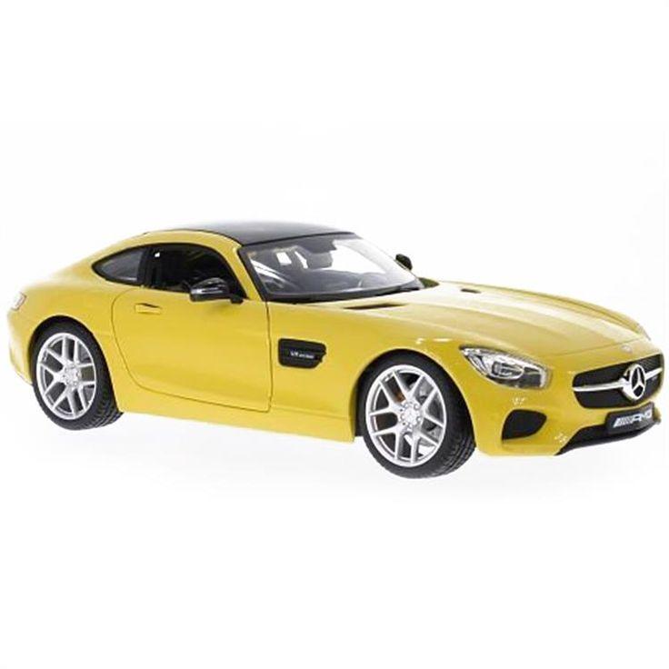 Maisto Mercedes AMG GT 1:18 Model Araba  #model #araba #bitirimoyuncak