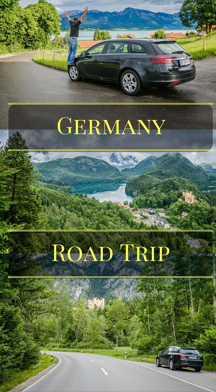 Ultimate Germany Road Trip Guide. This guide is stuffed full of useful information that I wish I had found before road tripping though Germany. From top road tripping routes in Germany, to the rules of the road and even basic information about what side of the road they drive on in Germany. If you want the ultimate German road trip experience and are looking to discover Germany off the beaten path, Click to read more at http://www.divergenttravelers.com/ultimate-germany-road-trip-guide/