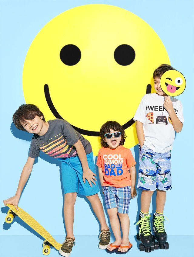 Graphic tees | Kids' fashion | Boys' style | The Children's Place