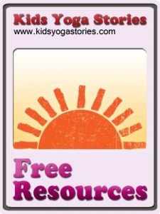 Free Resources for teaching yoga to children » Kids Yoga Stories: Books to Teach Yoga to Children