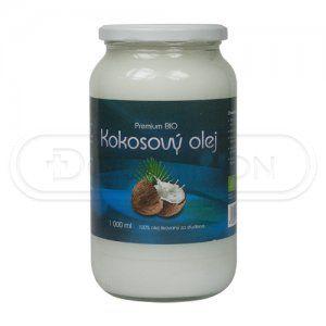 RITTA - Kokosový olej BIO Allnature 1000ml