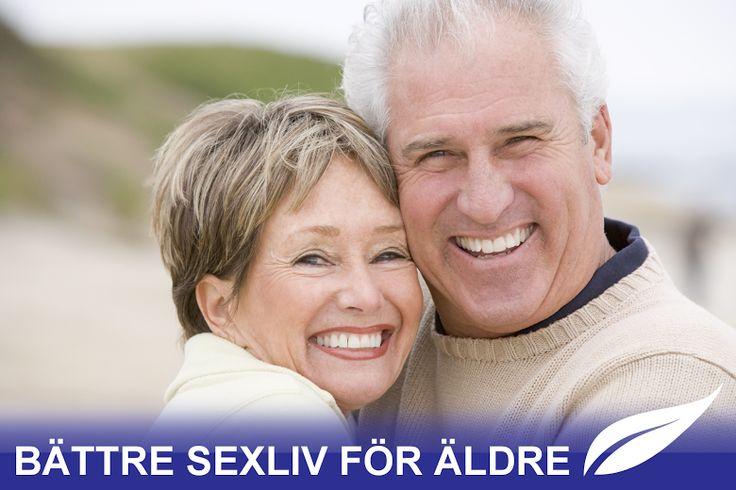 Hur skapar man ett bättre sexliv för äldre? Vi ger er värdefulla tips som ger bättre sexliv för äldre - Du är bara en i mängden som vill ha bättre sexliv!  #sexliv #sex #potenshojande #battresexlivforaldre #vialust