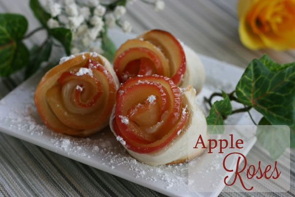 Apple Roses Recipe - Midwestern Meals