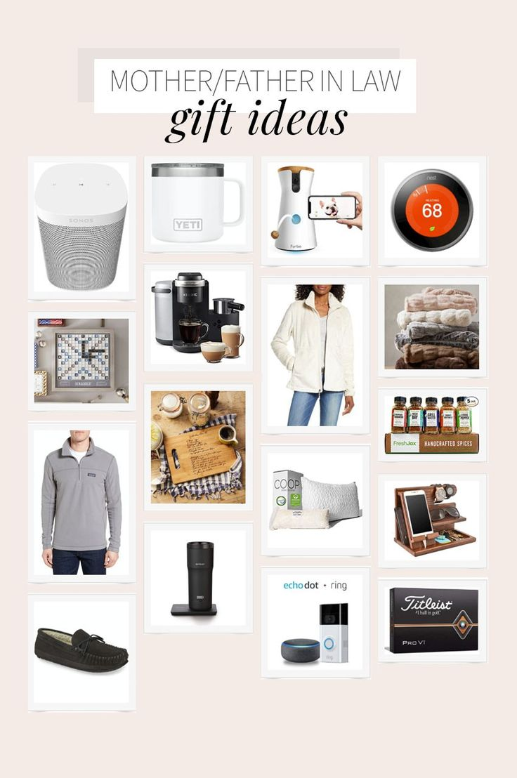 Gift Ideas for Everyone on Your List | Gifts for inlaws ...