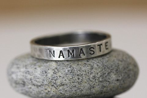 vaubel jewelry store Namaste Ring