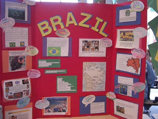 Brazil Thinking Day Display by CopyCat1, via Flickr