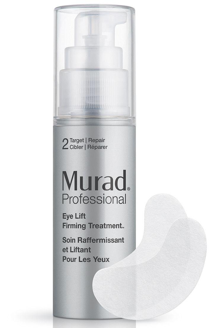 Murad Professional Eye Lift Firming Treatmøent, $68, sephora.com.   - HarpersBAZAAR.com