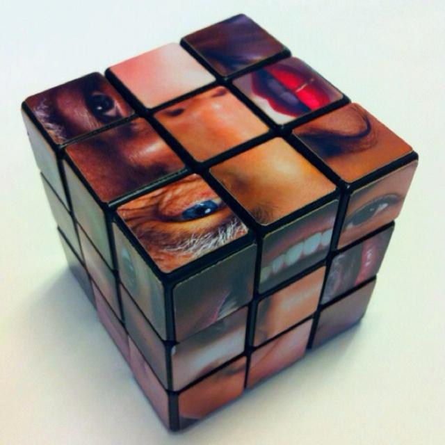 Creative cube.