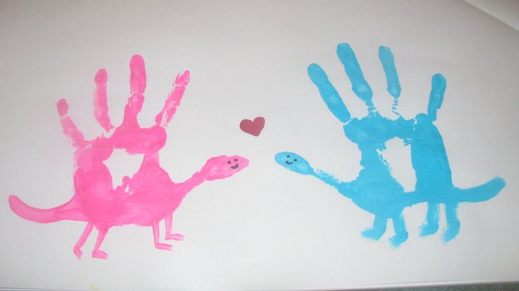 dinosaur love hands by ~killacupcake on deviantART