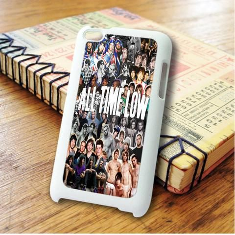 All Time Low Music Band iPod 4 Touch Case