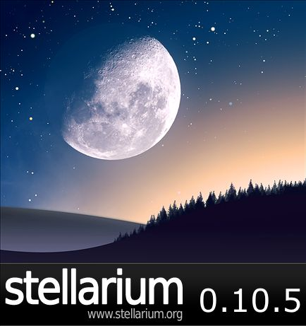 """itsfullofstars: """" Stellarium is a free 3D planetarium program that depicts the night sky from almost any large celestial body in the Solar System (including Pluto and its moon, Charon). It includes realism features such as the simulation of..."""