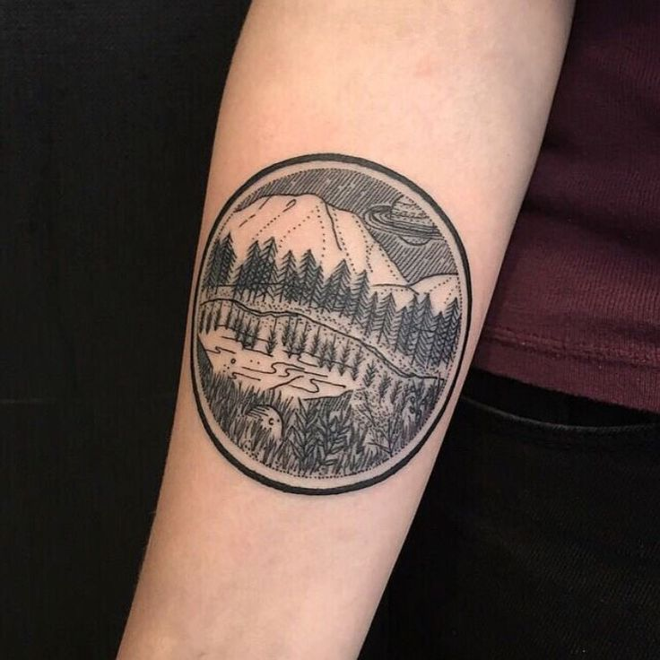 17 best images about tattoo on pinterest home interior for Minimalist house tattoo