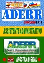 Passe o mouse na imagem para zoom      Imagem 1       Apostila Concurso ADERR Assistente Administrativo 2014