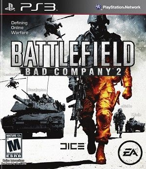 Battlefield: Bad Company 2 (PlayStation published by Electronic Arts and developed by EA DICE