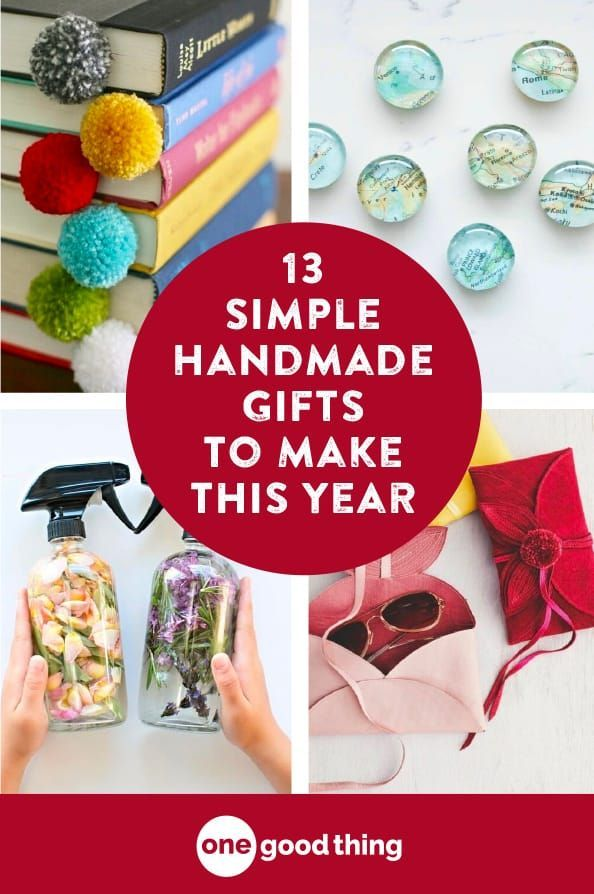 05759d74a1b7 13 Of The Best Simple Handmade Gifts To Make This Year · Jillee ...