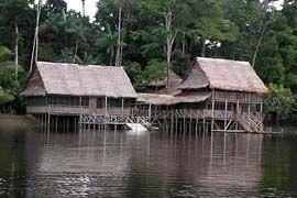 Reserva Natural Marasha en el Amazonas | Sitios Turísticos Amazonas | Viaja por Colombia | Guía Turística y Hotelera