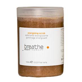 BREATHE - ENERGIZING SCRUB