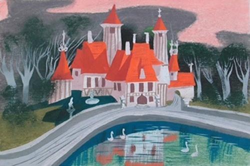 Cinderella - Mary Blair - Concept Art
