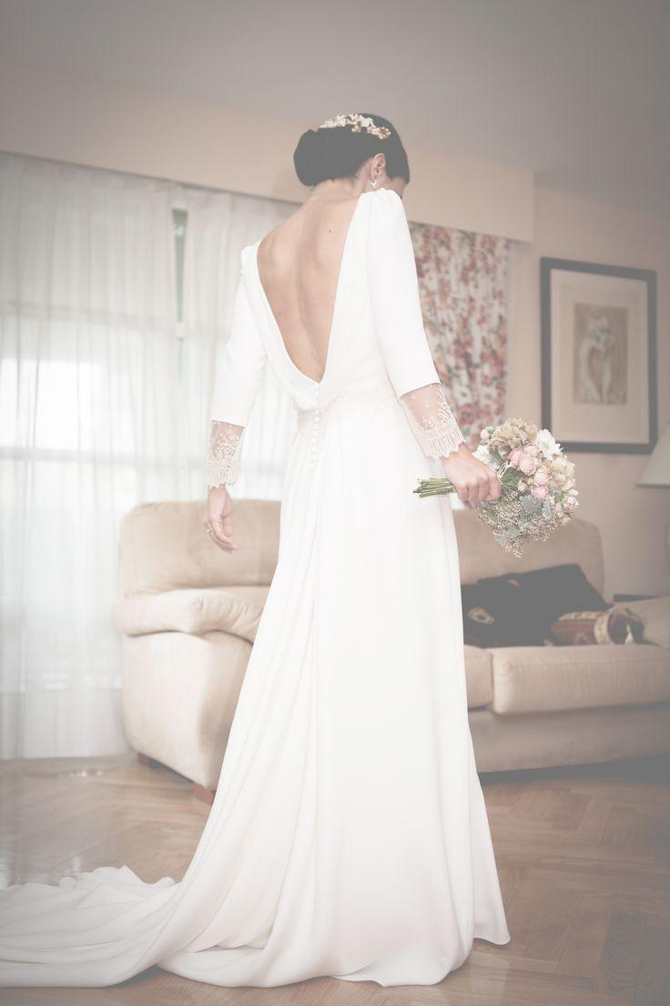vestidos de novia sole Alonso