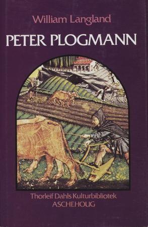 """""""Peter Plogmann"""" av William Langland"""