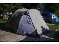 Zelt für 5 Personen (ideal für große Familie)  (RESERVIERT!)