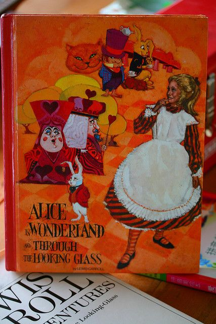 Alice in Wonderland. Year: 1970. Country: US. Illustrations: Brigitte Bryan & Don Irwin (cover). Additional Info: Classic Publishing Corp printing edition.
