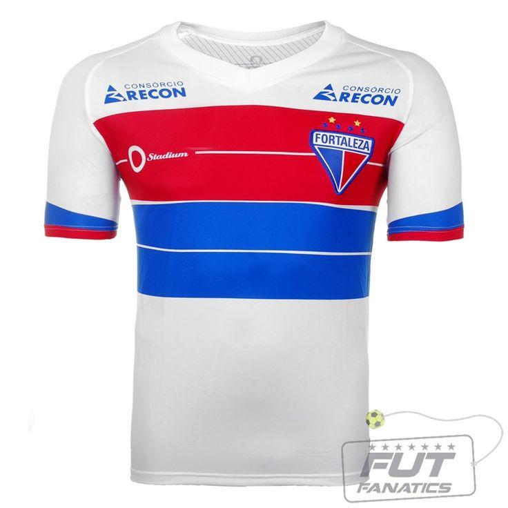 Camisa Stadium Fortaleza II 2013 - Fut Fanatics - Compre Camisas de Futebol Originais Dos Melhores Times do Brasil e Europa - Futfanatics