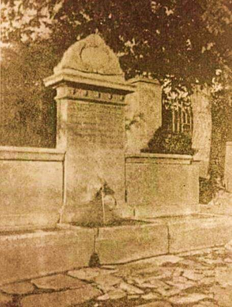 Selamiçeşme 1930 lar , Kadıköy.