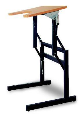 Mesa de ergoterapia de altura regulable para personas de movilidad reducida 29750 - ERGO S72R FYSIOMED NV-SA