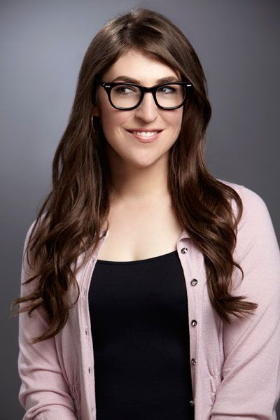 Mayim | Big Bang Theory I don't care about/agree with her personal life/choices; I just dig her.