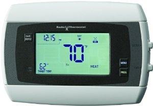 Homewerks Radio Thermostat CT-30-H-K2 Wireless Thermostat