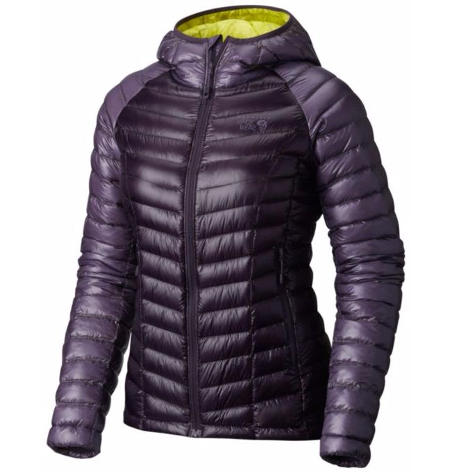 Mountain Hardwear - Women's Ghost Whisper Down Hooded Jacket