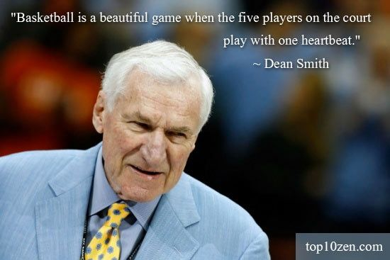 20 Inspirational Basketball Quotes To Bring The Bounce Back To Your Step