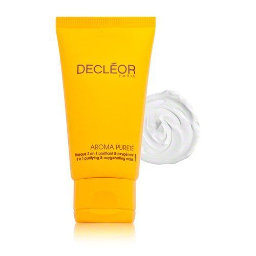 Decleor Aroma Purete 2 in 1 Purifying and Oxygenating Mask 1.69 fl oz. ** Discover this special product, click the image : Face treatments and masks
