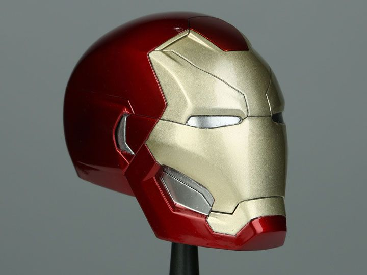 The 25 best captain america helmet ideas on pinterest winter transformer captain america civil war marvel armory collection iron man 13 scale helmet replica pronofoot35fo Image collections
