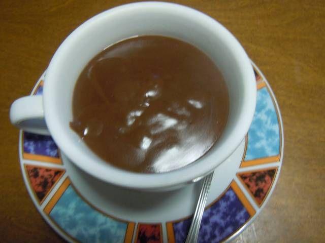 Cioccolata in tazza simil Ciobar