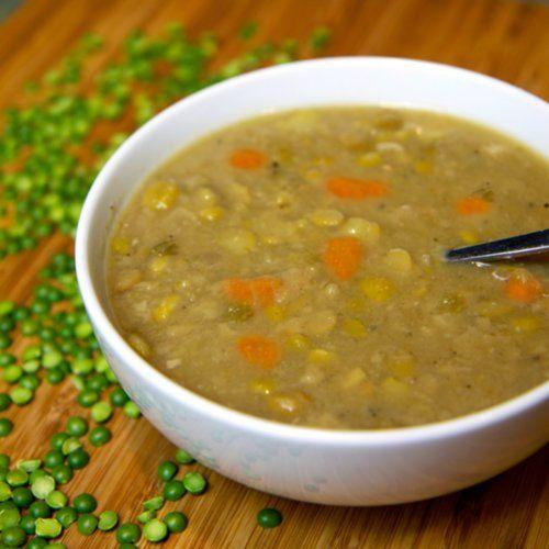 Vegan Split Pea Soup   POPSUGAR Fitness