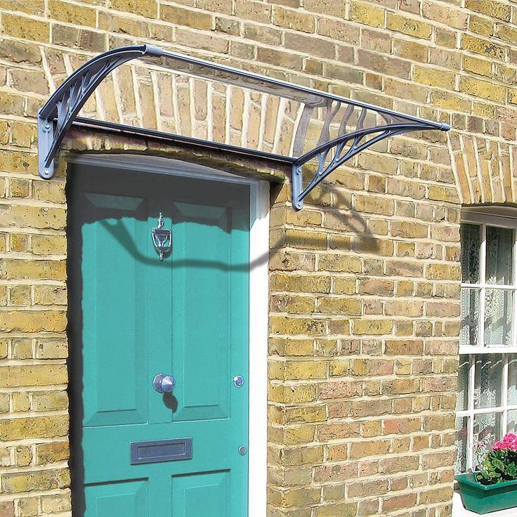 24 best Back Door Canopy images on Pinterest   Back door ...