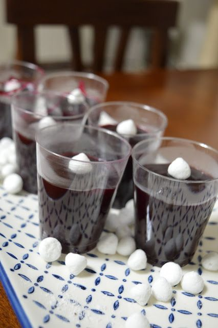 Babbi e le Palle di Pelo: Il Sugolo....o budino di uva