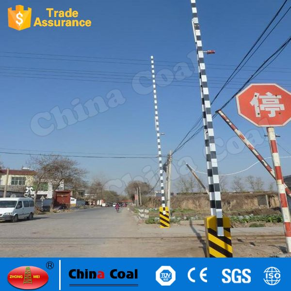 Heavy Duty Automatic Road Barrier Parking Payment