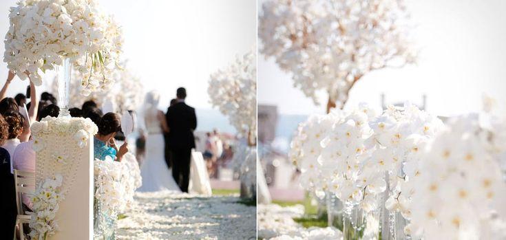 Three Jaw Dropping Indoor Banff Wedding Ceremonies: 29 Best Indoor Wedding Aisle Images On Pinterest
