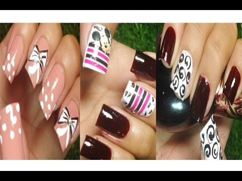 112 best nail beauty images on pinterest design styles videos nail art compilation nail design nail art paint idea nail style nail prinsesfo Gallery