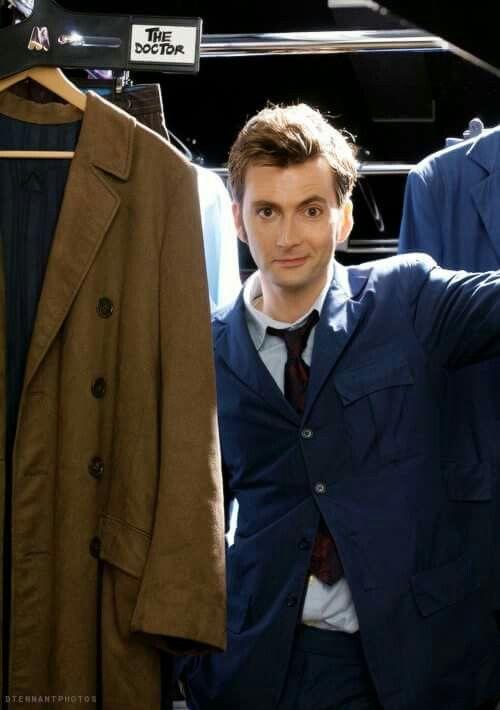 Tenth Doctor David Tennant